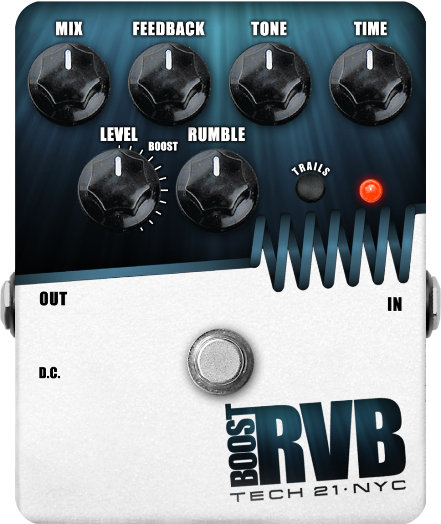 Tech 21 Boost RVB