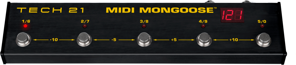 Tech 21 Midi Mongoose
