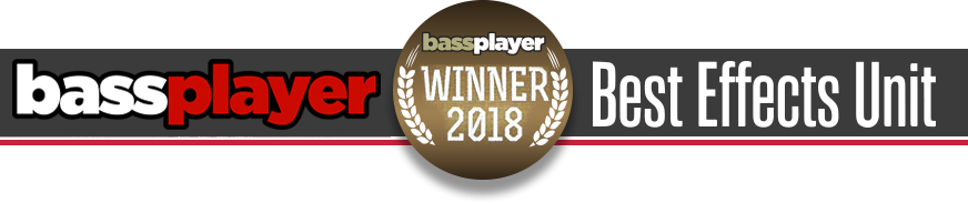 Bass Player Gear Of The Year