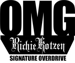 Richie Kotzen OMG Pedal