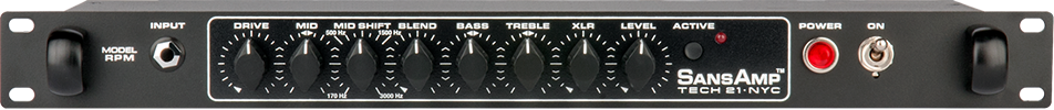 Tech 21 RPM