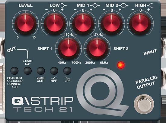 Tech 21 Q STRIP