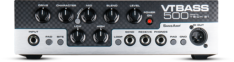 Tech 21 VT Bass 500 Bass Amp