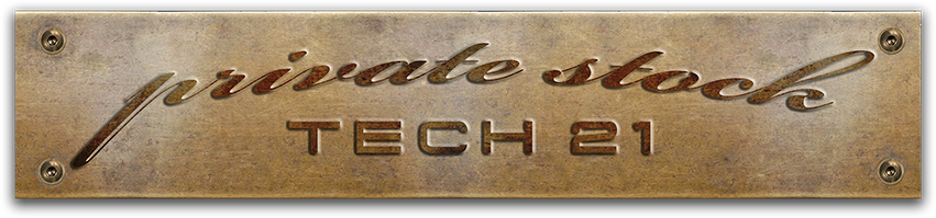 Tech 21 Private Stock Logo