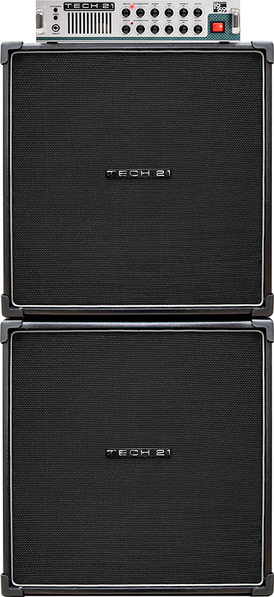 Tech 21 VT Bass 1969 Stack