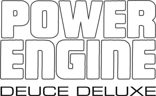 Power Engine Deuce Deluxe Logo