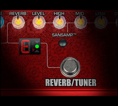 RK5 RVB and Tuner Inset