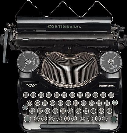 Reviews Typewriter