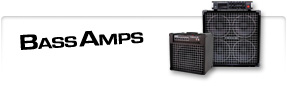 Tech 21 Archive Bass Amps