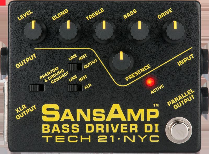 Tech 21 Original Bass Driver