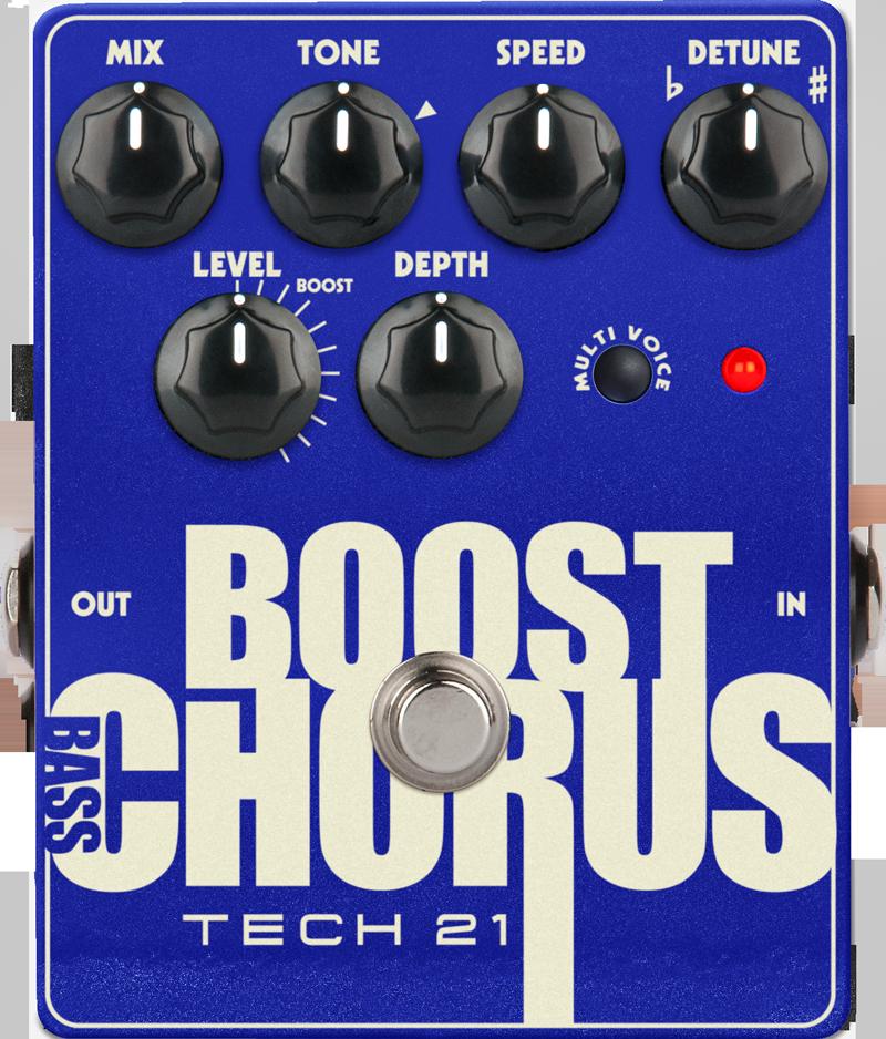 Tech 21 Bass Boost Chorus