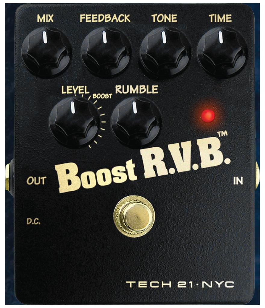 Tech 21 Boost RVB Original