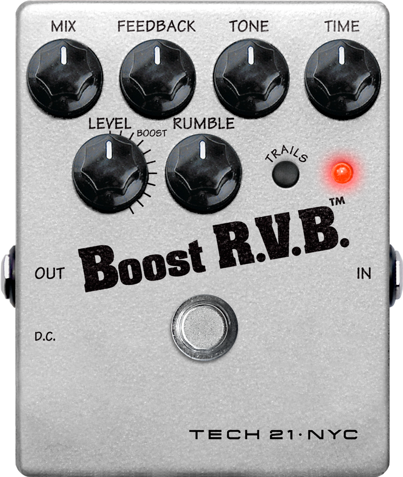 Tech 21 Boost RVB Trails