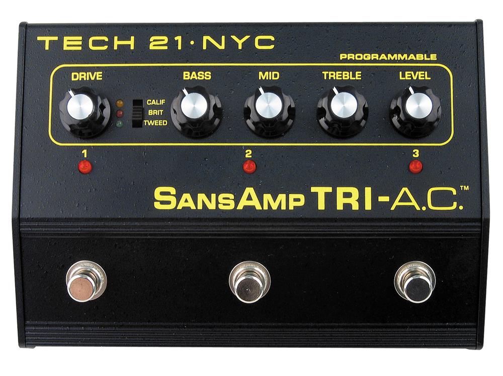 Tech 21 TRI-A.C.