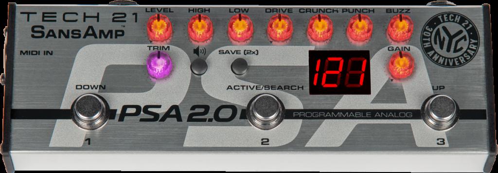 Tech 21 PSA 2.0