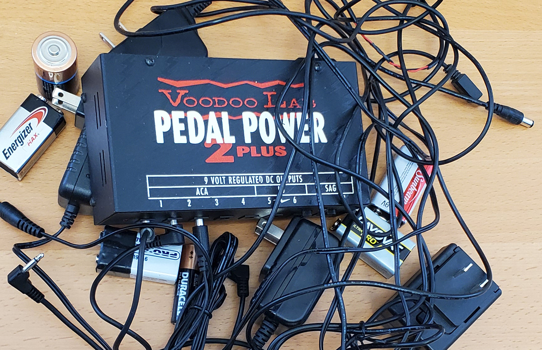 Read more about the article Power Struggle #3: Pedalboards