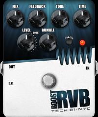Tech 21 Boost RVB
